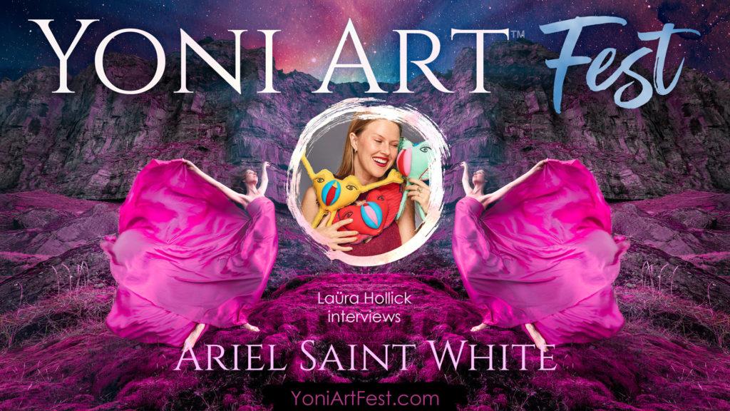 Ariel Saint White