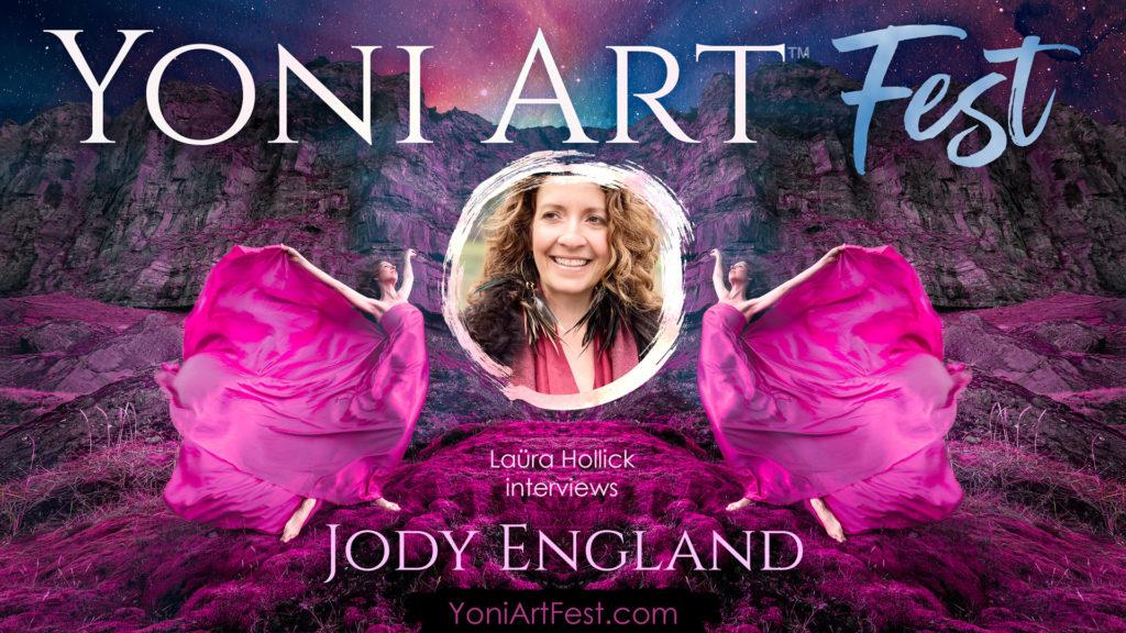 Jody England